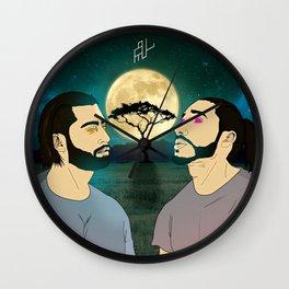 PNL---ART III Wall Clock