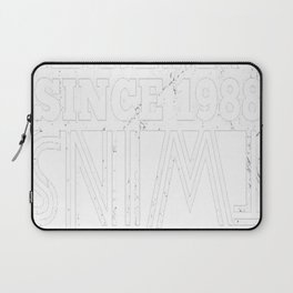 Twins-Since-1988---29th-Birthday-Gifts Laptop Sleeve