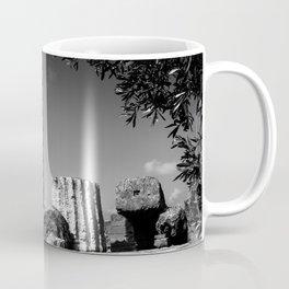 Valle dei templi / Temple valley Coffee Mug