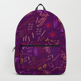 herb and spice chaos Backpack