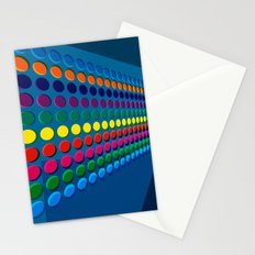 Dotted Railway Stationery Cards
