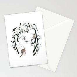 Knock Knock, Who's There? Stationery Cards