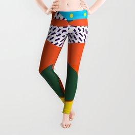 Funny Pattern Leggings