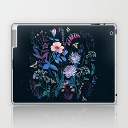 Bees Garden Laptop & iPad Skin