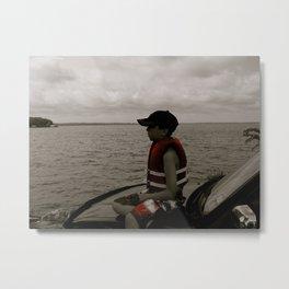 Aidan White Metal Print