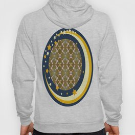 Flowers in the Golden Garden Hoody