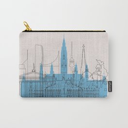 Vienna Landmarks Poster Carry-All Pouch