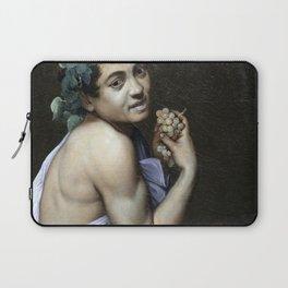Merisi da Caravaggio - Young Sick Bacchus Laptop Sleeve