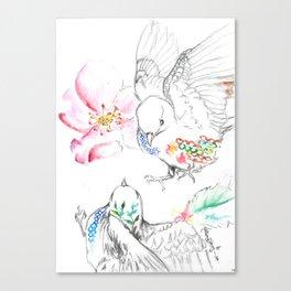 Summer Colours Canvas Print