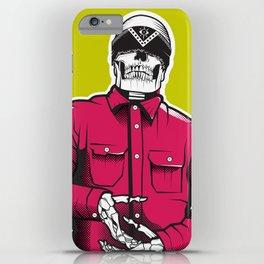 Vato Loco Skull iPhone Case