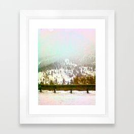 Taste the Rainbow! Framed Art Print