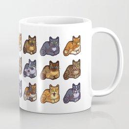 Nine Extra Lives Coffee Mug