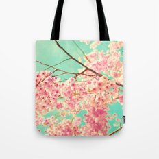 Pink constellation Tote Bag