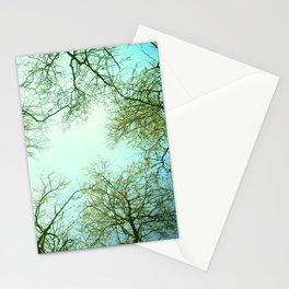 The sky  Stationery Cards