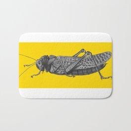 The Grasshopper Bath Mat