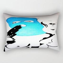 Girls Just Wanna Have Fun Rectangular Pillow