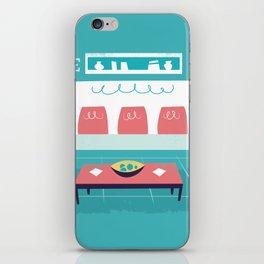 :::Minimal living room::: iPhone Skin