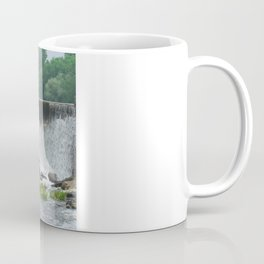 Spillway In The Mist Coffee Mug