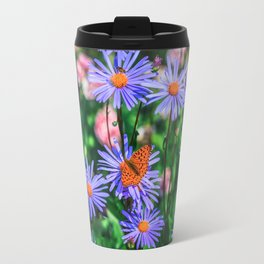 Bright Summer Travel Mug