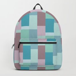 Happiness Mosaic Backpack