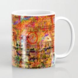 What I Was Thinking Coffee Mug