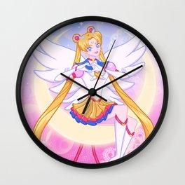 Love and Justice / Sailor Moon Wall Clock