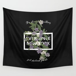 Harry Styles Ever Since New York illustration Wall Tapestry