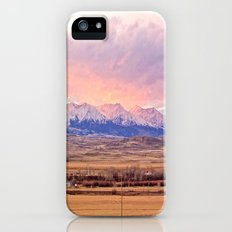 Those Crazy Mountains Slim Case iPhone (5, 5s)
