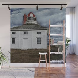 Lighthouse in Newfoundland, Canada Wall Mural