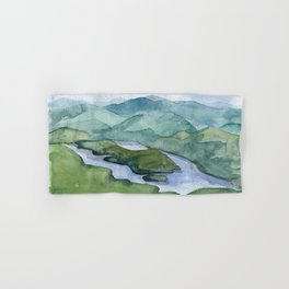Lake Placid Hand & Bath Towel