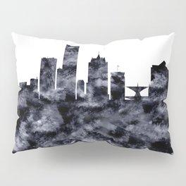 Milwaukee Skyline Wisconsin Pillow Sham