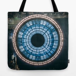 Second and Seneca Tote Bag