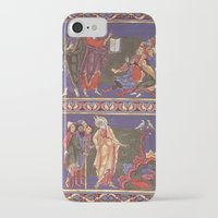 bible iPhone & iPod Cases featuring bury bible by Public Domain