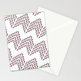 palms leaves Stationery Cards