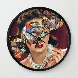 Cultural Bias Wall Clock