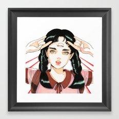 TRII 001 Framed Art Print