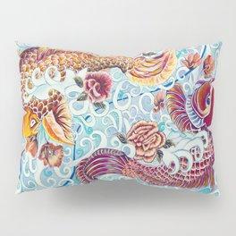 Koi Fish Pillow Sham