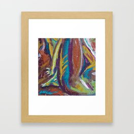 Radix Framed Art Print