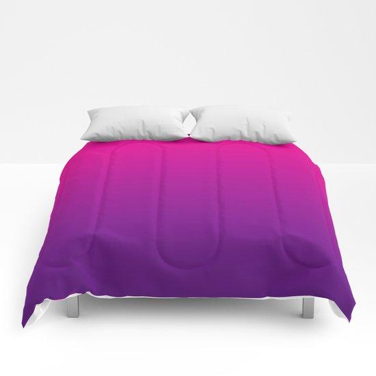 Neon Pink Purple Ultra Violet Pattern by cutepatternstextures
