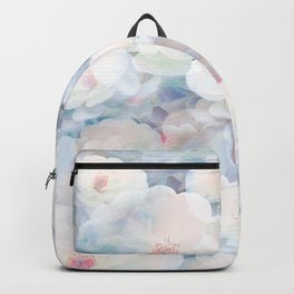 Pastel Flower Field Backpack