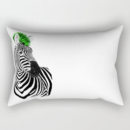 Zeb Punk Rectangular Pillow