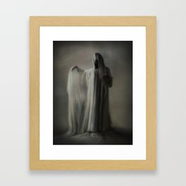 Minister of Omens Framed Art Print