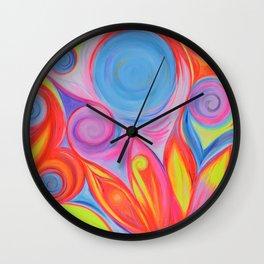 Fun of Freedom Wall Clock