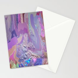 414 - Abstract Colour Design Stationery Cards