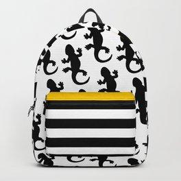 Black Lizard Backpack