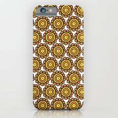 orange (pattern) iPhone 6s Slim Case