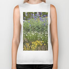 DREAMFUL SUMMERGARDEN Biker Tank