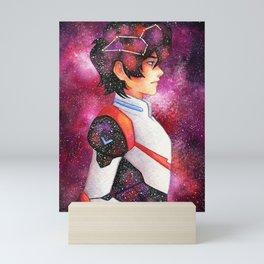 Galaxy Keith Mini Art Print