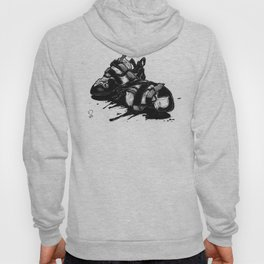 A DIFFERENT KETTLE OF FISH Hoody