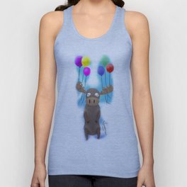 Above it all Unisex Tank Top